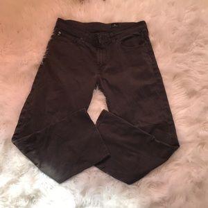 ADRIANO GOLDSCHMIED 31/34 grey jeans